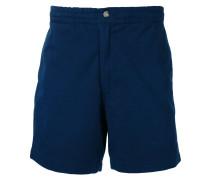Shorts mit Logo-Stickerei - men