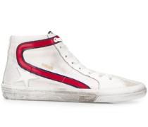 'Slide' Sneakers aus Canvas