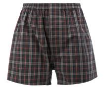 Shorts mit Karomuster - women - Baumwolle - 42