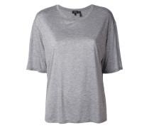 T-Shirt mit kurzen Ärmeln - women - Viskose - S