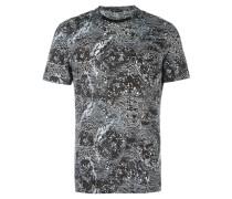 T-Shirt mit Sternbild-Print