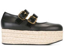 'Mary Jane' Espadrilles