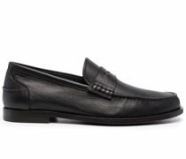 Kebler Loafer aus strukturiertem Leder