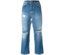 Klassische CroppedJeans