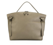 Große 'Hill' Handtasche - women - Kalbsleder