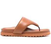 Perni Sandalen aus Leder