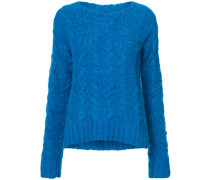 Casey cable knit jumper