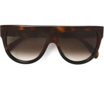 - 'Shadow' Sonnenbrille - women - Acetat