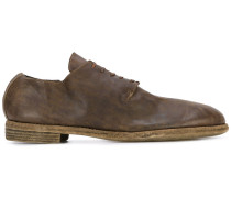 - Derby-Schuhe aus Pferdeleder - men