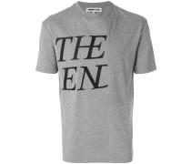 "T-Shirt mit ""The End""-Print"