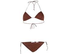Texturierter Bikini