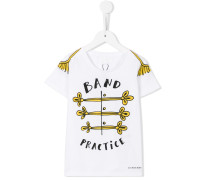 "T-Shirt mit ""Band Practice""-Print"