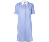 Gestreiftes Hemd mit langem Schnitt - women
