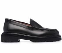 Loafer mit Blocksohle