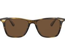Eckige Ollis Sonnenbrille
