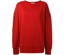 Sweatshirt in Distressed-Optik - women