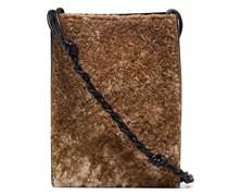 small Tangle shearling bag