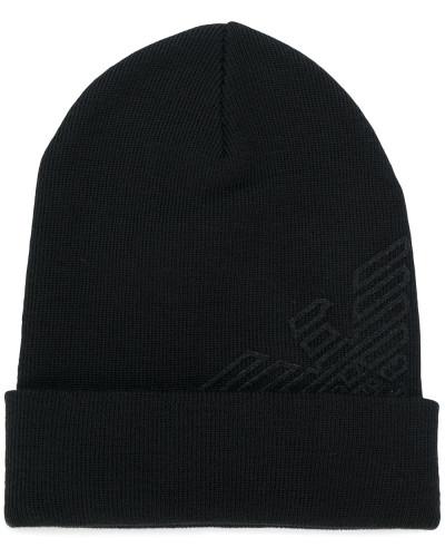 Mütze mit Logo-Print