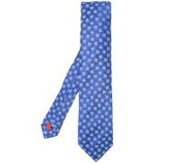Krawatte mit Quadrat-Print - men - Seide