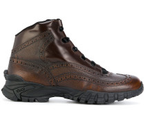 classic style mountain boots