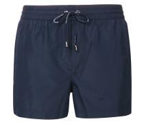 boxer style swim shorts