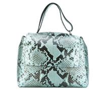 'Tipo Kelly' Pythonleder-Handtasche - women