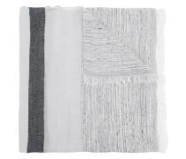 Schal mit Streifen - men