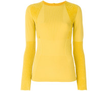 fitted knitted top