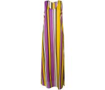 - Kleid mit Längsstreifen - women - Seide/Elastan