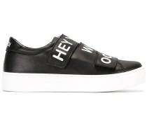 Sneakers mit Slogan - kids