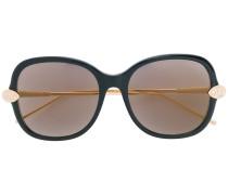 Sonnenbrille mit SwarovskiKristallen