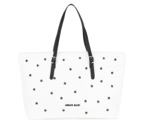 Shopper mit Sternen - women - Polyurethan