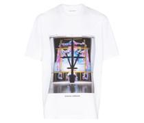 "T-Shirt mit ""Campaign""-Print"