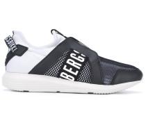 Sneakers mit Netzeinsätze