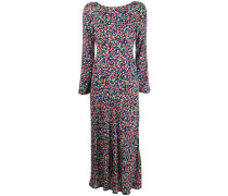Mimi Smudge print dress