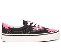 Sneakers mit Palmen-Print