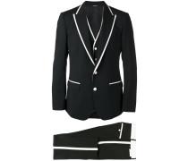 Dreiteiliger Anzug - men