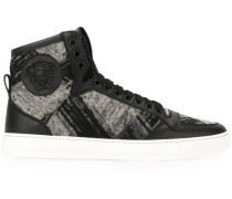 'Medusa' High-Top-Sneakers
