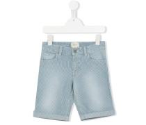 - Jeansshorts mit Stone-Wash-Effekt - kids
