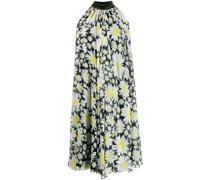 Kleid mit Gänseblümchen-Print