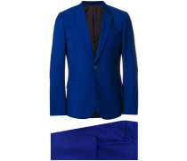 tailored-fit suit