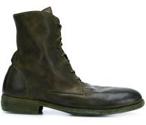 Stiefel mit Schnürung - unisex - Büffelleder