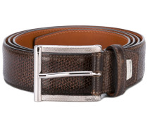 - classic belt - men - Leder - 110