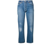 'Stove Pipe' Jeans