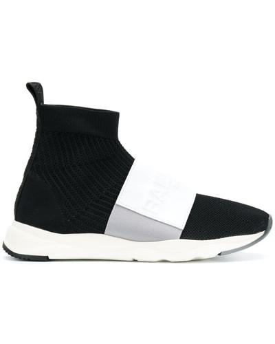 Balmain Herren Sock-Sneakers mit Klettverschluss Günstig Kaufen 100% Garantiert Auslass Der Billigsten Neue Ankunft Verkauf Online 7yxmNpMCr