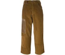 Hose mit Five-Pocket-Design