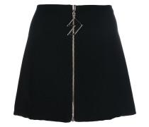 mini zipper skirt