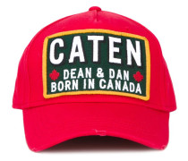 'Caten' patch baseball cap