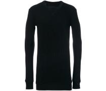 crewneck knit sweater
