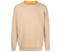 Karierter Pullover